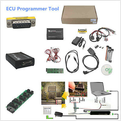 Professional V54 FGTech Galletto 4 Master BDM-OBD Function ECU Programmer Tools