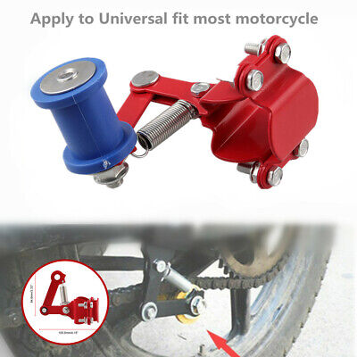Motorcycle Tuning Accessory Iron Chain Adjuster Large Chain Automatic Regulator
