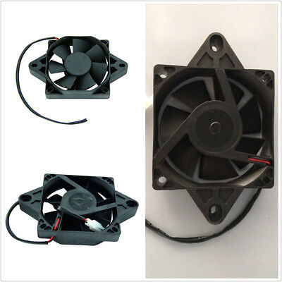 200/250cc Motorcycle Dirt Bike Buggy Oil Cooler Electric Radiator Cooling Fan