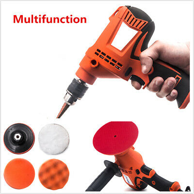 220V 800W Multifunction Car Waxing Polishing/Electric Drill Machine Auto Repair