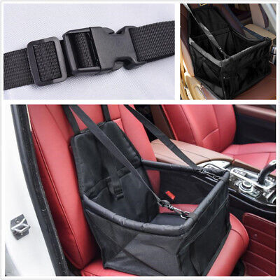 Pet Dog Carrier Car Seat Safe Carry Cat Puppy Bag Travel Accessories Waterproof