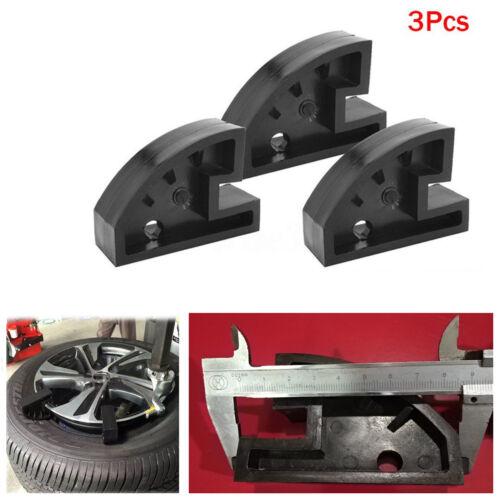 3Pcs Nylon Bead Drop Center Depressor Clamp Tool Car Wheel Run Flat Tire Changer