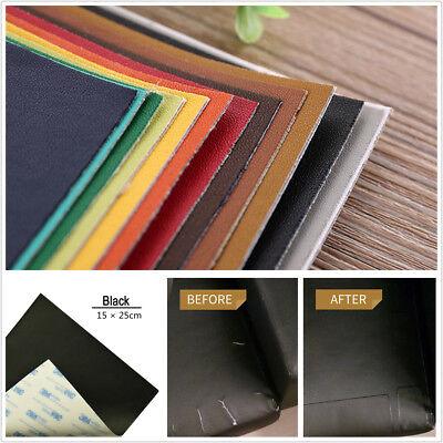 Sheep Leather Repair Patch & Vinyl Adhesive for Sofas Car Seats Handbags Jackets Avalon 3 Piece Sofa