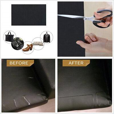 4Pcs 10*20 cm Leather Repair Patch & Vinyl Adhesive For Sofas Car Seats Handbags