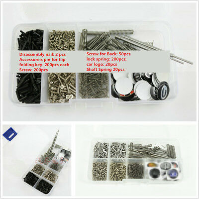 Universal Car Remote Control Accessories Repair Tool Catalog About 892Pcs (About Princess Aurora)