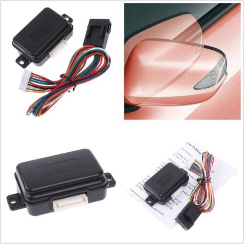 Car Vehicle Intelligent Side Mirror Rearview Mirror Folding Closer System Module