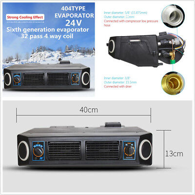 Used, Universal Underdash AC Evaporator Compressor For Car Air Conditioning System 24V for sale  Shipping to Canada