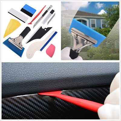Car Truck Wrapping/Window Tint/Stickers/Carbon Fiber Foil Squeegee Film Tool (Omega 3d Glasses)