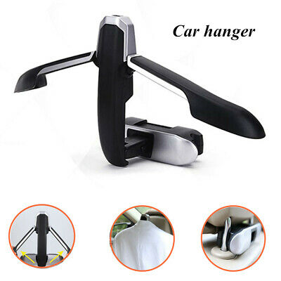 Used, Car Seat Headrest Jacket Coat Suit Clothe Bag Hanger Holder Bracket Foldable Kit for sale  China