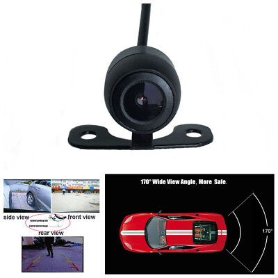 Car Front Side Rear View Backup Camera With Or Without Mirror Image Convert Line, used for sale  Shipping to Canada