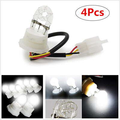 12V Universal Car Vehicle 20W HID Hide A Way Flash Strobe Replacement Bulb Light