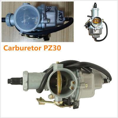 New 30mm Carburetor Cable Choke PZ30 Carb 200cc 250cc For Dirt Bike ATV SunL JCL