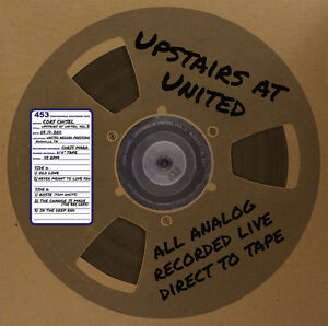 CORY-CHISEL-Live-Upstairs-United-12-LP-NEW-Wandering-Sons-Tom-Waits-RSD-2011