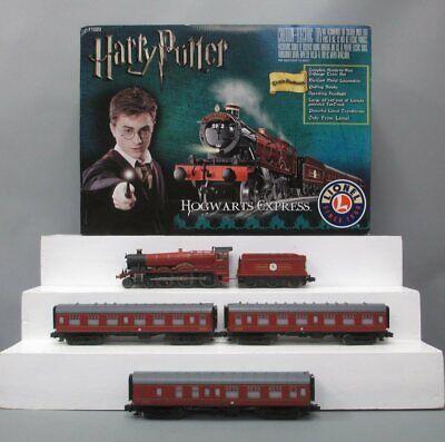 Lionel 7-11020 Harry Potter Hogwarts Express Train Set/Box