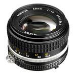 Nikon  Nikkor 50 mm   F/1.4  Lens