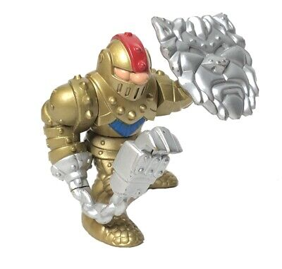 Fisher Price Great Adventures CASTLE GOLD KNIGHT SOLDIER 1999