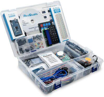 Mega 2560 Complete Starter Kit Detailed Tutorial For Arduino Robot By Rexqualis
