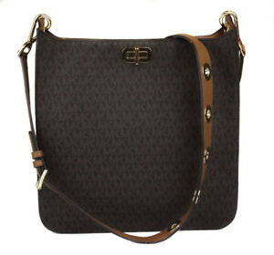 c828fc4aabb5e Michael Kors Sullivan Large North South Leather Messenger 30h6gupm3v ...
