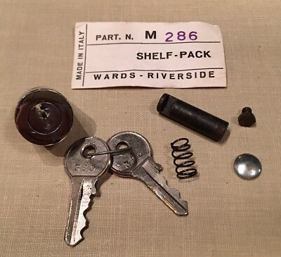 STEERING LOCK + KEYS FOR MONTGOMERY WARDS BENELLI 125 175 250 350 260 360 MOJAVE