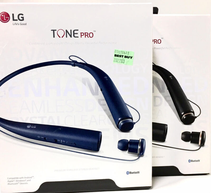 Lg Tone Pro Hbs 780 Bluetooth Wireless Stereo Headset Polybull Com