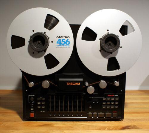 TASCAM TSR-8- Analog 8-Track Tape Recorder - Low Hours & Near Mint! L@@K!!!