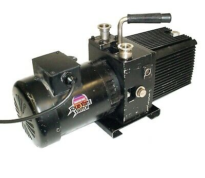 Sargent Welch 8811a Vacuum Pump W 13 Hp 1112585400 Electric Motor