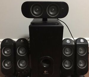 LOGITECH SURROUND SOUNDS FULL SET