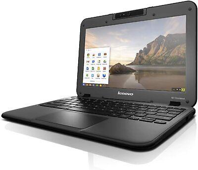"Lenovo N22 Chromebook 11.6"" Intel 1.6GHz / 16GB SSD / 4GB /HDMI / Usb 3 Grade B"