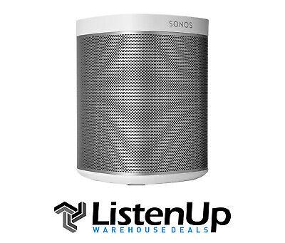 Sonos - Play:1 Wireless Smart Speaker for Streaming Music - White
