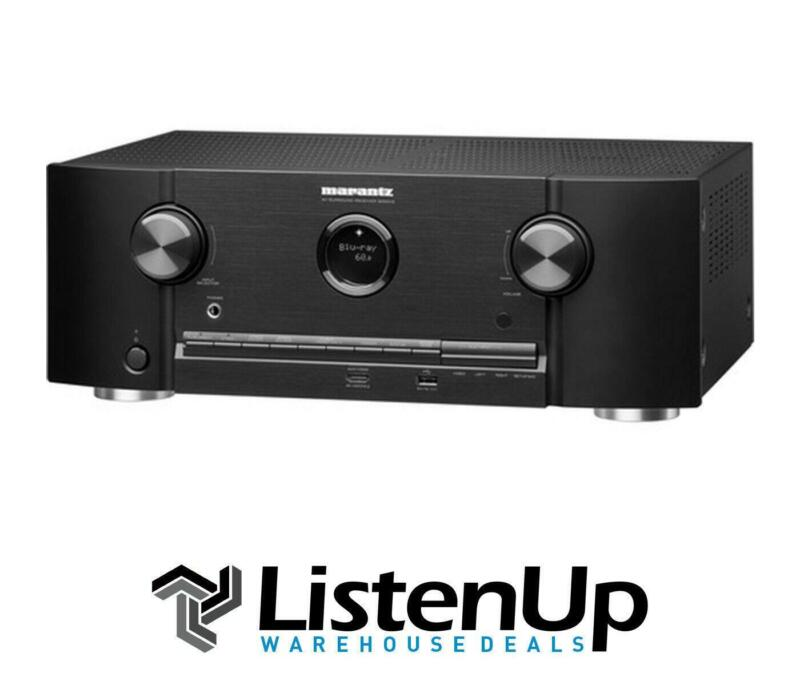 Marantz SR7013 9.2-channel home theater receiver with Wi-Fi, AirPlay® 2, Alexa