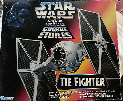 Star Wars Power of The Force (Red Euro) - Tie Fighter Vehicle