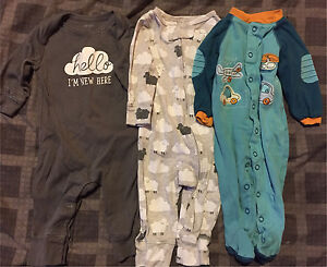 Baby sleepers for sale 3 months