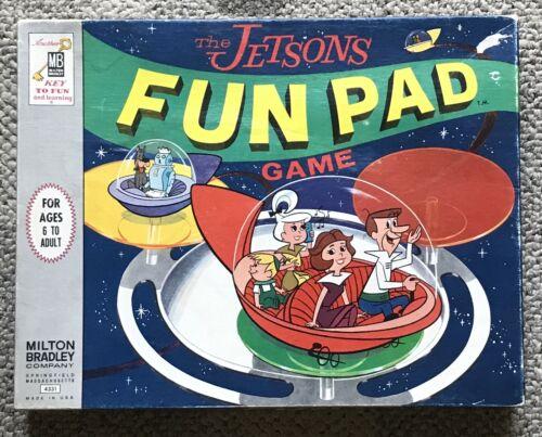 THE JETSONS  FUN PAD GAME  MB  4331  1963  HANNA BARBERA