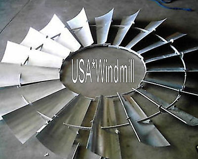 Aermotor Windmill Wheel For 6ft X702 Models New Wo Spokes