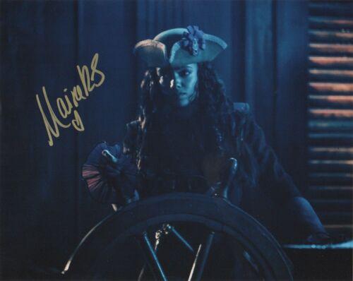Maisie Richardson Sellers Legends  Autographed Signed 8x10 Photo COA CA79