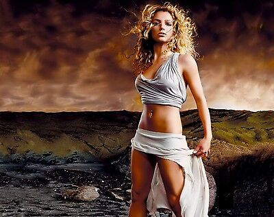 Britney Spears Unsigned 8x10 Photo (127)