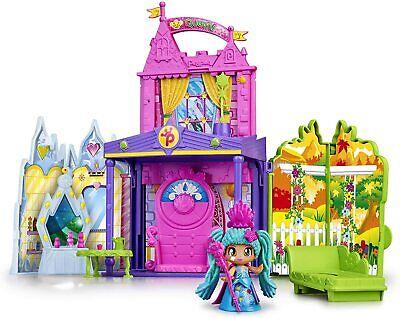 Pinypon Queens Castle, Castillo de Las Reinas Famosa 700015574 Incluye 1 figura