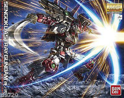 *NEW* Gundam: Sengoku Astray Gundam Master Grade (MG) 1/100 Scale Model Kit