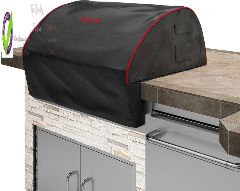 Bull Outdoor Products 45005 Grill Head Cover, 30 Inch, Black