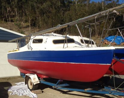Know our boat: Cool Gumtree heron dinghy