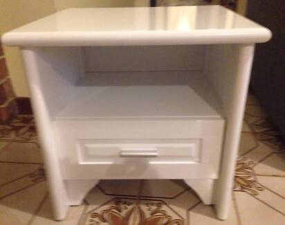 NEW WHITE SIDE TABLE Liverpool Liverpool Area Preview