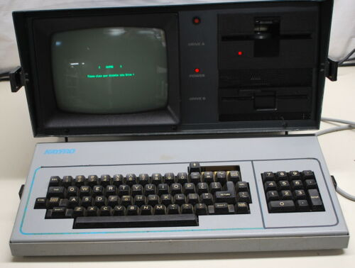 Rare KayPro Model 4  - ships worldwide!