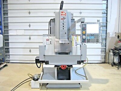 Haas Tm 1 Toolroom Cnc Mill Vertical Machining Center - 143 Spindle Hours Cat 40