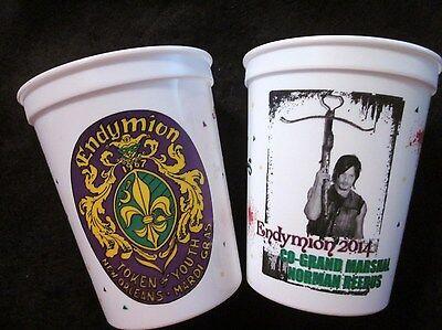 Mardi Gras Cups (