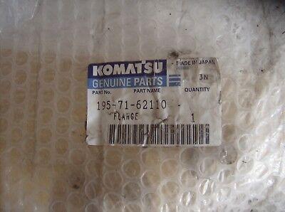 195-71-62110 Komatsu Flange