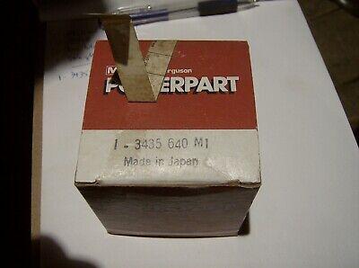 Genuine Massey Ferguson Mf1030 Hood Decal 3435640m1