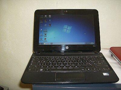HP  MINI 110 10.1LED  WIN 7, 160 GB, USB. BLUETH. WI.FI  WEB CAM  BELLO.!! Mini 160 Gb Usb