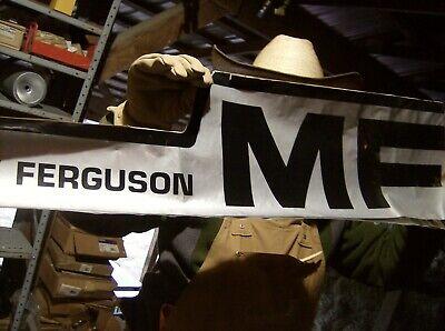 Genuine Massey Ferguson 1105 Hood Decal Set Lh Rh 528988m3 528988m3