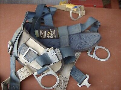Sala Exofit Medium Fall Protection Harness I Safe