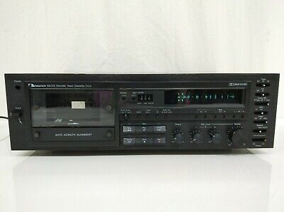 Nakamichi 682ZX Discrete Head Cassette Deck in VG Condition for sale  Shipping to United States